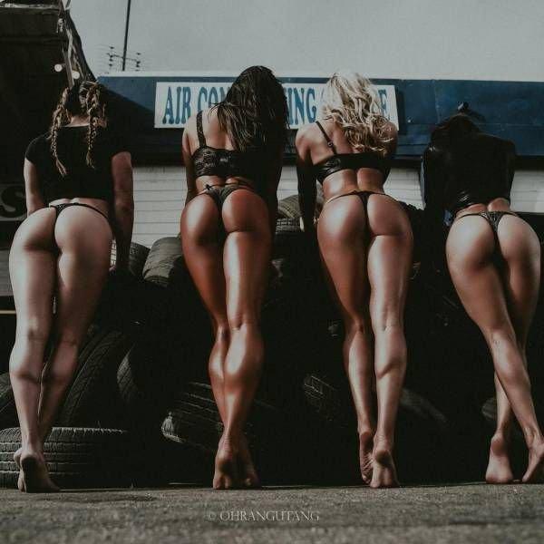 Смешные девушки (67 фото)