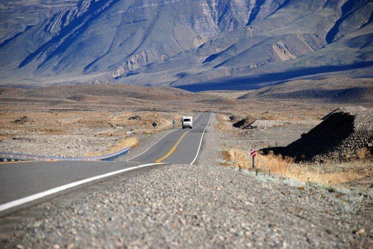 Подборка красивейших автодорог мира