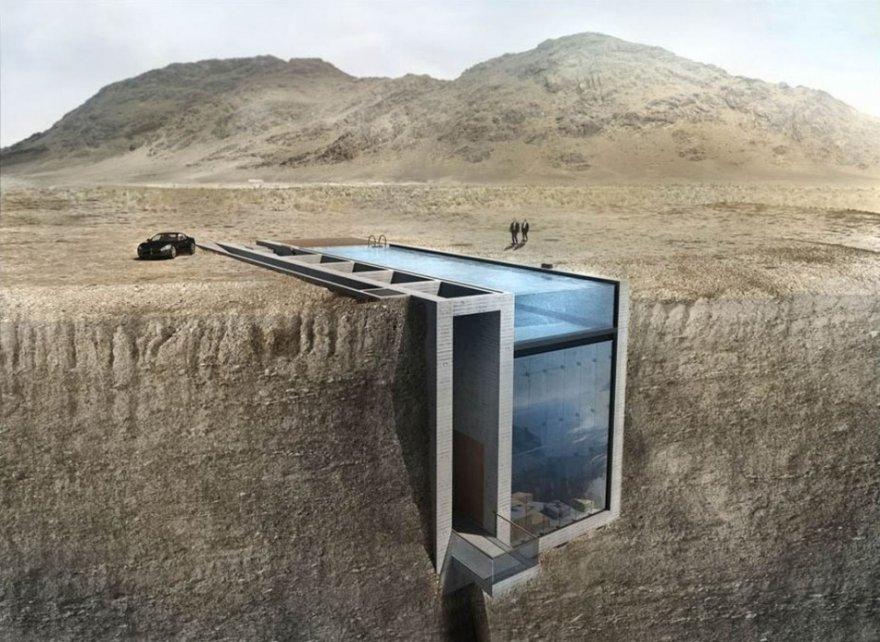 Самые головокружительные места для тех, кто не боится высоты