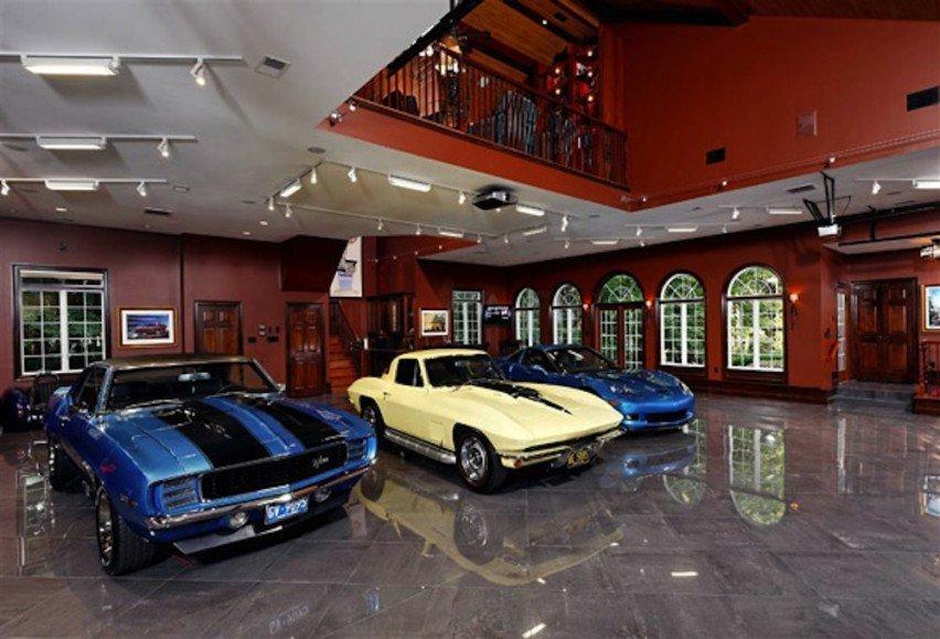 Самые необычные гаражи в мире