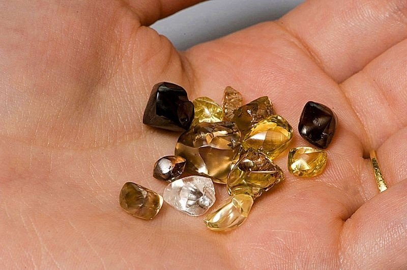 Парк алмазов, для тех, кто хочет быстро разбогатеть