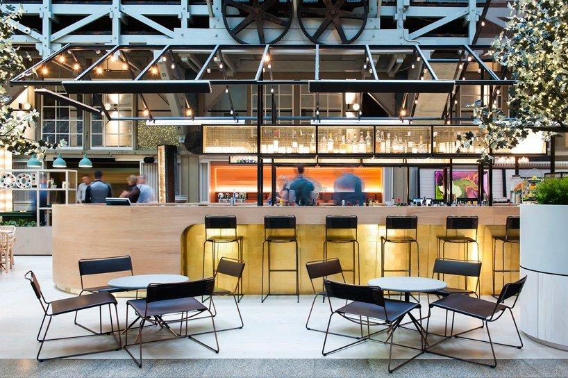 Необычный отель Ovolo на старом причале в Сиднее