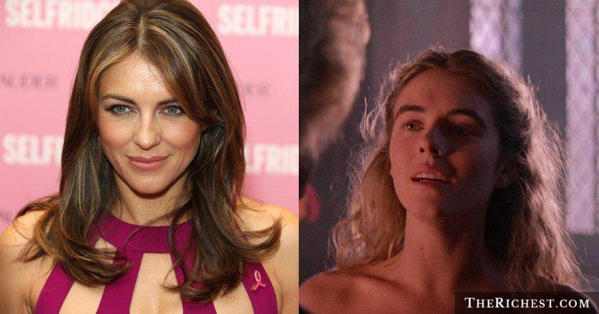 Актрисы, которые дебютировали на экране в запоминающихся сценах обнаженки