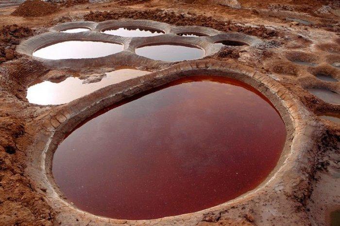 Как в Нигере добывают соль?