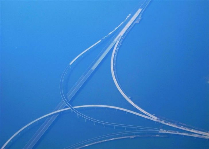 Cамый длинный мост в мире