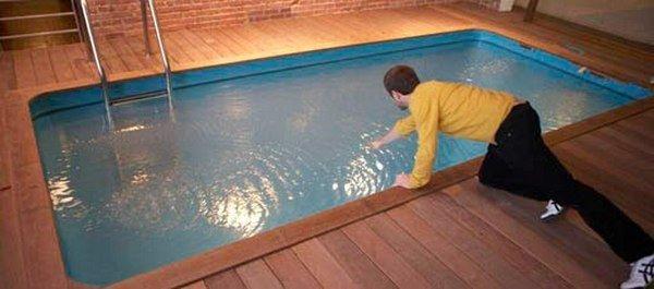 Бассейн-иллюзия