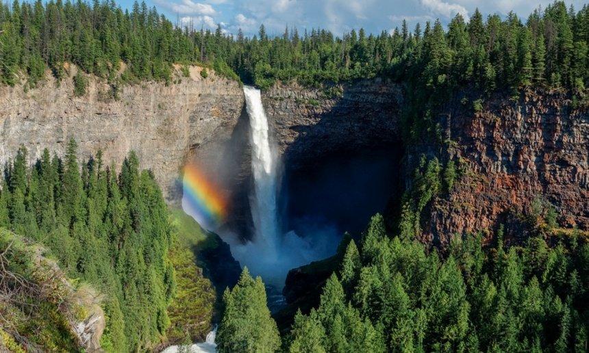 Потрясающие природные чудеса, о которых вы не знали