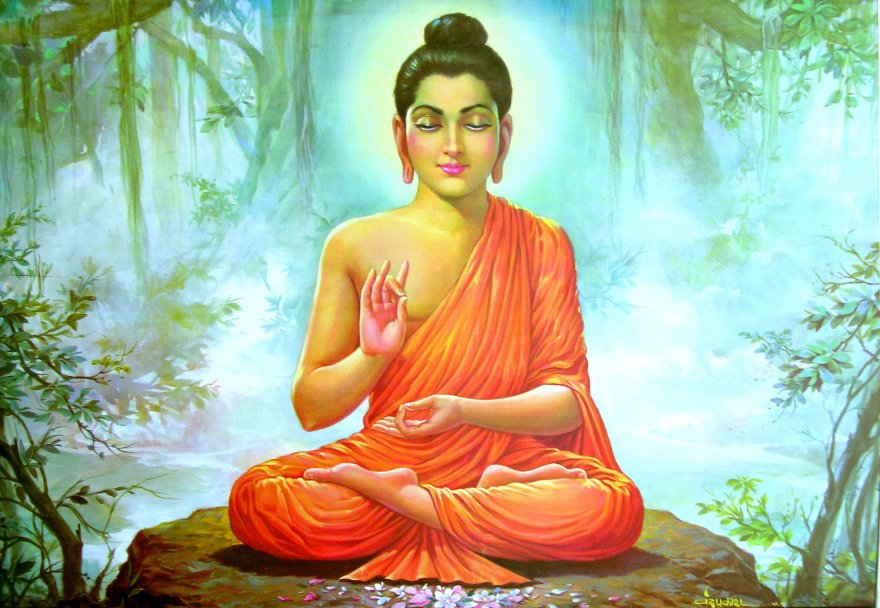 9 уроков Будды