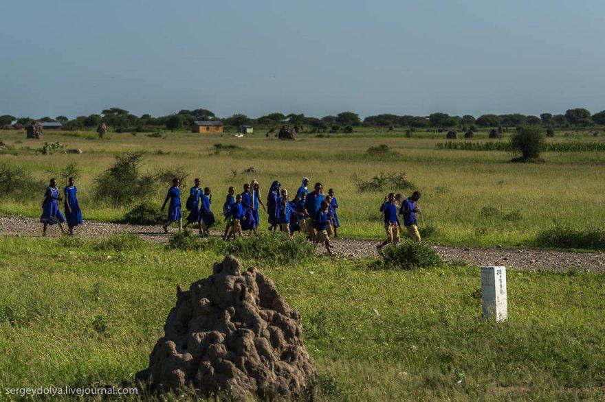 Экскурсия по Танзании