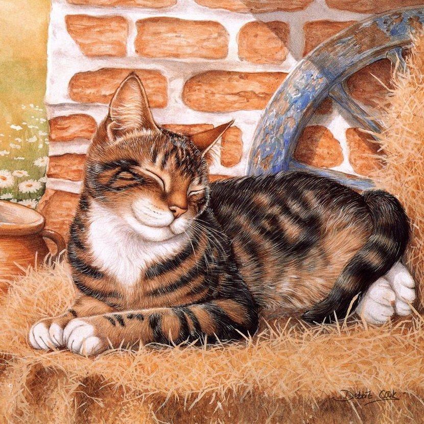 Кошка на Руси