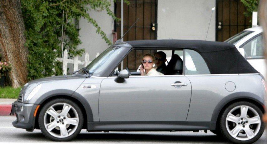 Подборка недорогих автомобилей богатых знаменитостей