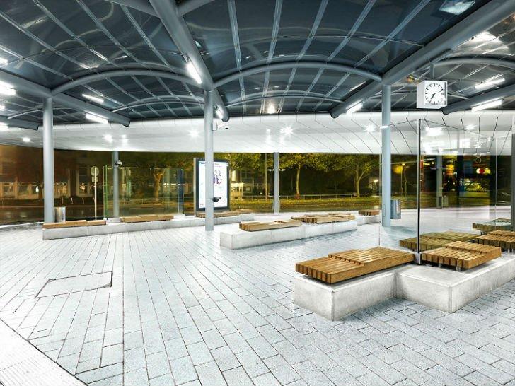 Самые необычные в мире автобусные остановки, где захочется ждать автобус вечно