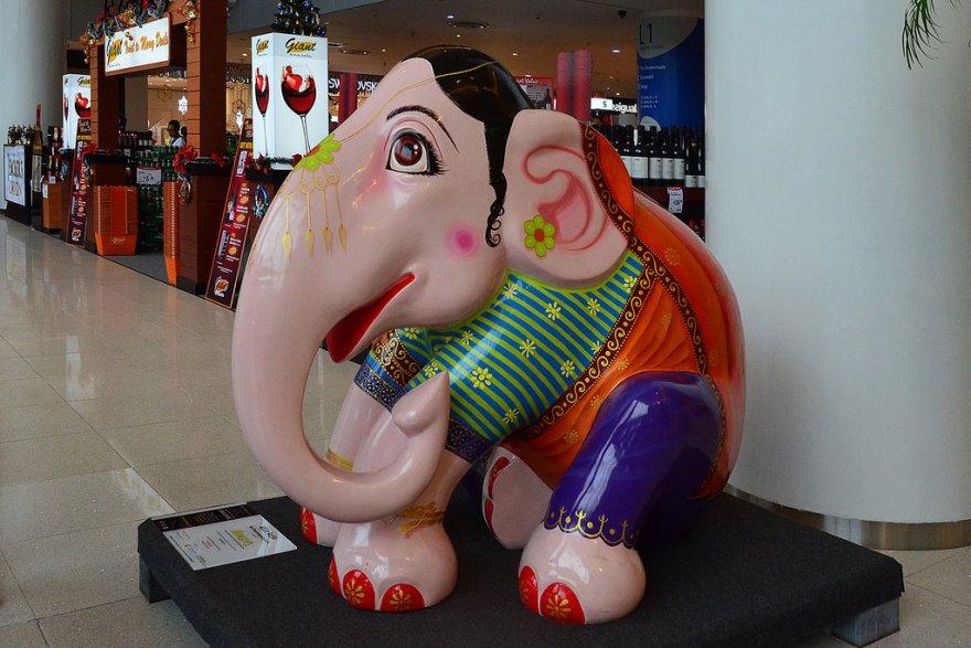 Парад слонов