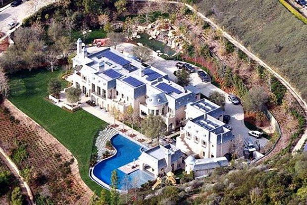Где живут самые богатые знаменитости