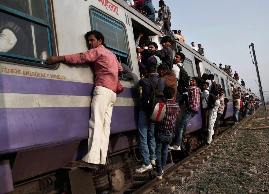 Железные дороги в Индии