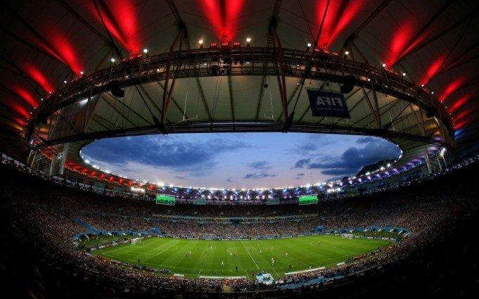 Наиболее известные спортивные объекты в мире