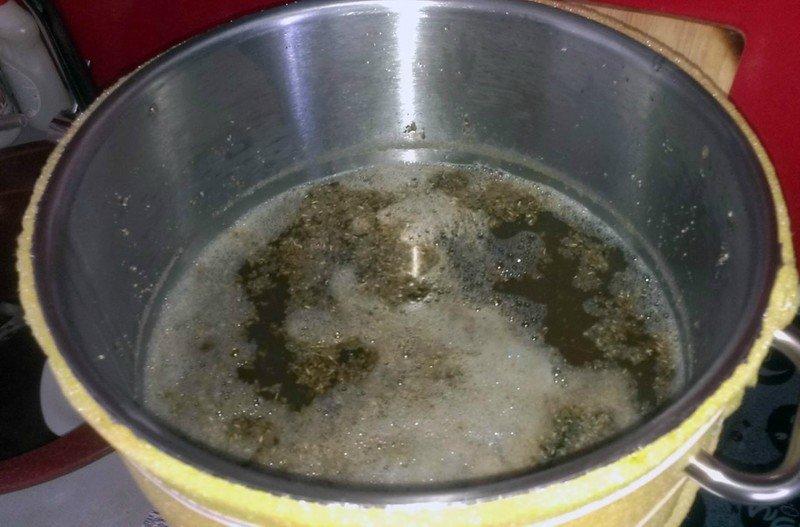 Как приготовить шумерское финиковое пиво