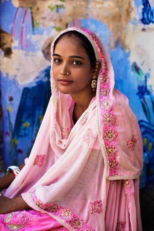 Истинная красота обыкновенных индийских женщин
