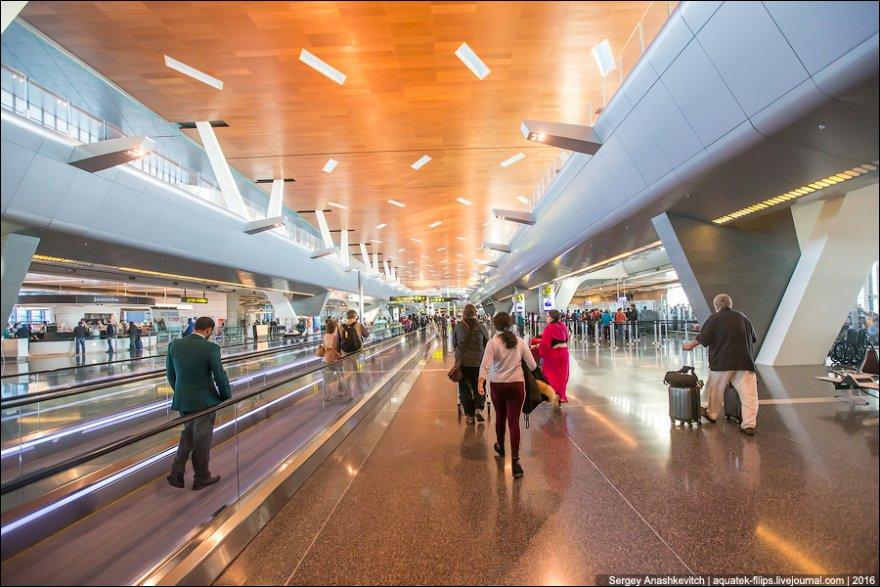 Фотообзор аэропорта Доха (DOH)