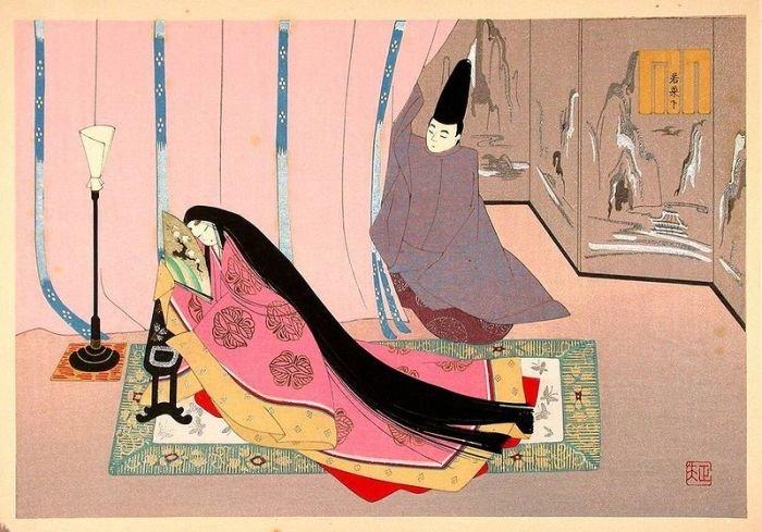 Необычные факты о древней Японии (10 фото)