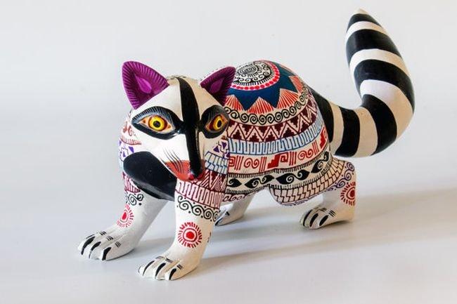Мексиканские народные скульптуры