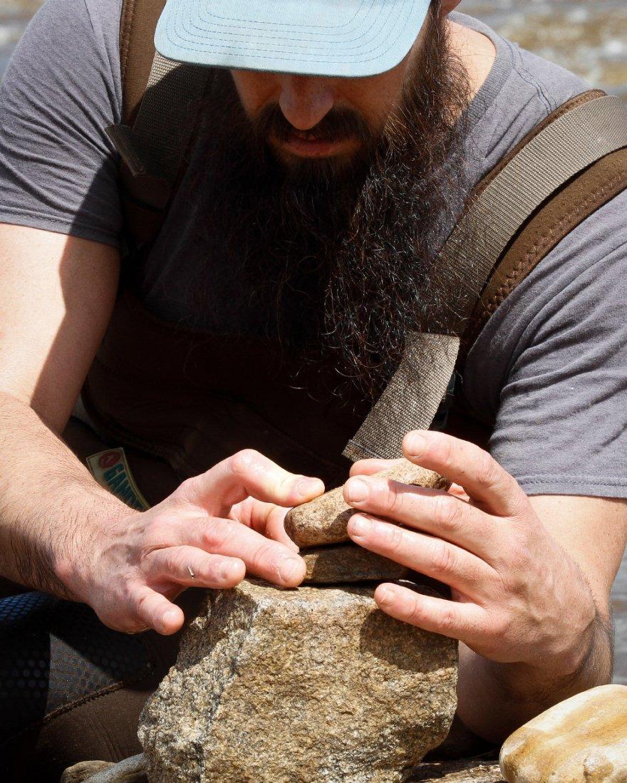 Необычный чемпионат мира по балансировке камней