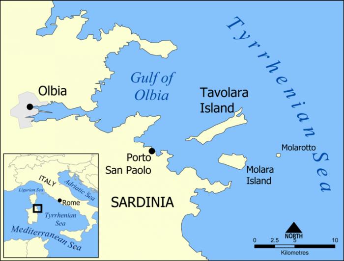 Самое маленькое в мире королевство Таволара