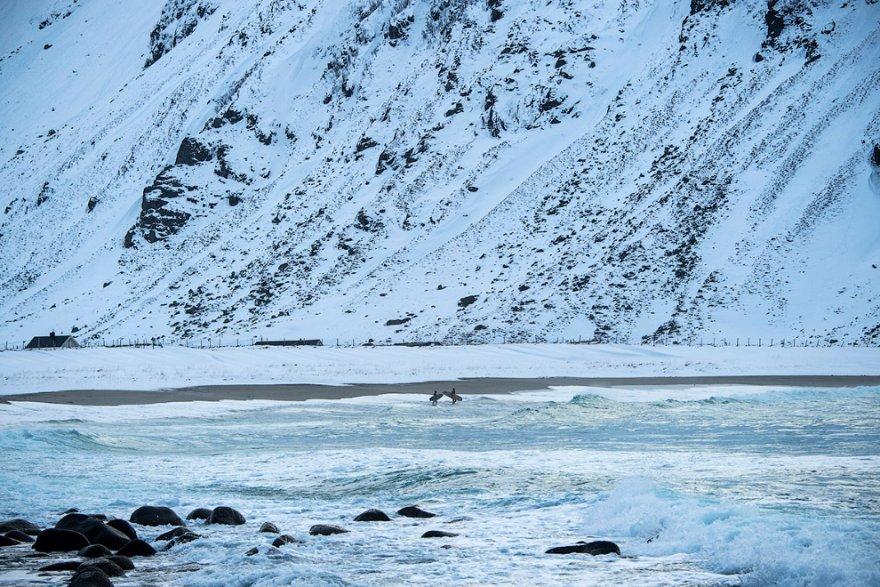Арктические серферы