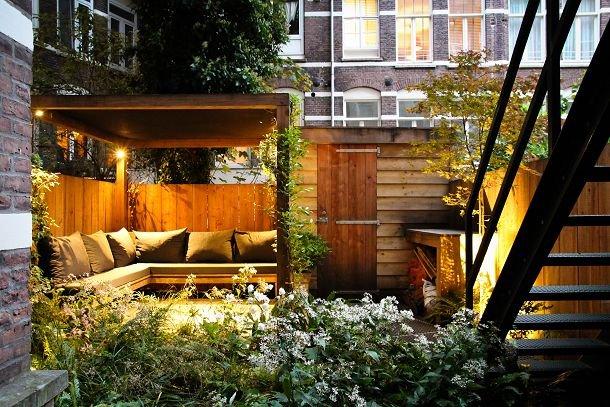 Уютный домик на дереве Suite Blue