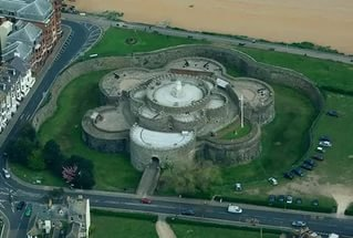 Мощнейший форт Даунса