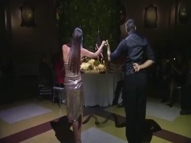 В Аргентине Барак Обама станцевал танго