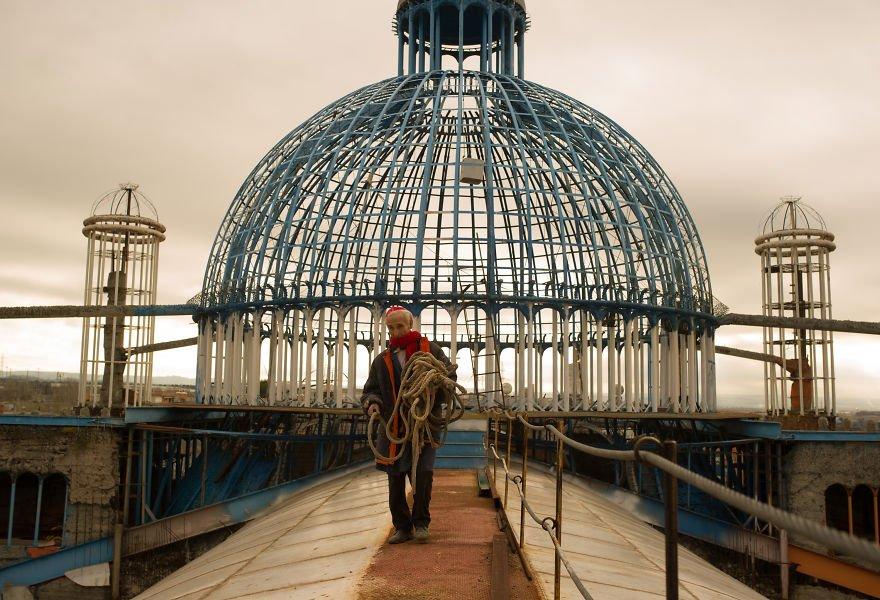 Испанец строит собор своими руками уже почти 50 лет