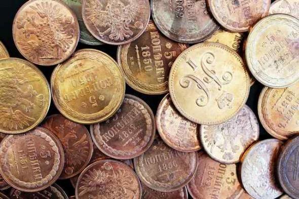 Коллекция самых дорогих монет царской России