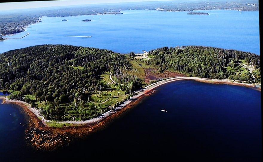 Тайна маленького острова