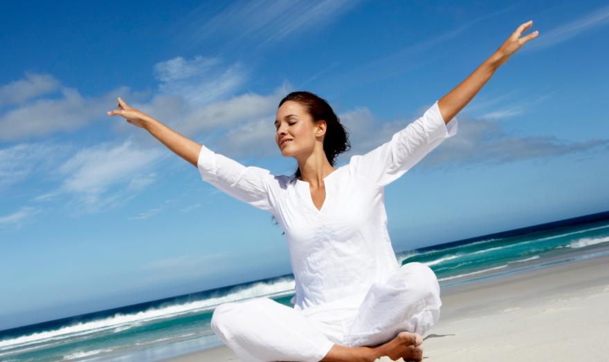5 простых упражнений для отличного настроения на целый день