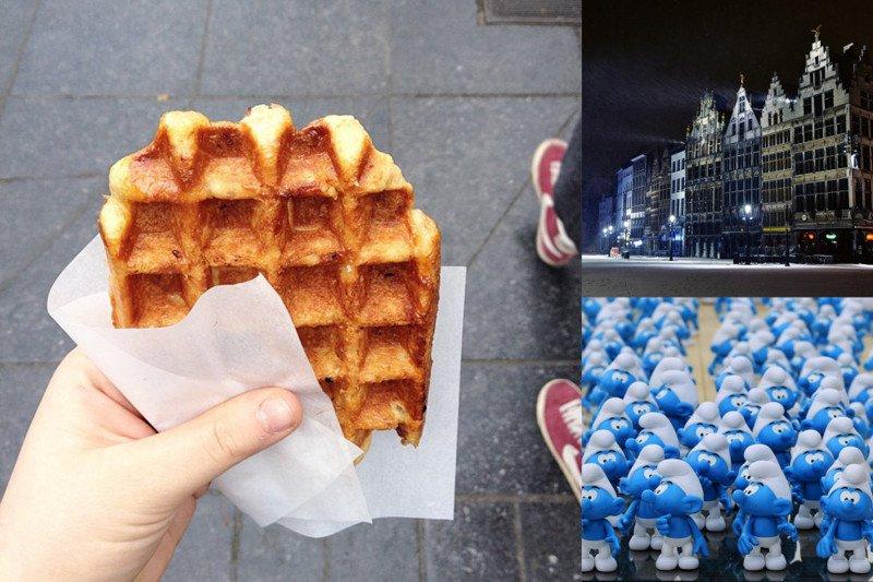 Чудесные вещи, которые Бельгия подарила миру