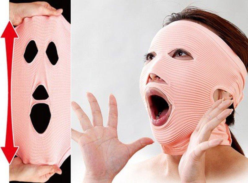 Cтранные гаджеты азиатской индустрии красоты