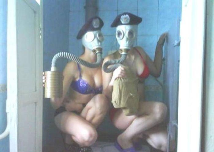 Смешные девушки (68 фото)