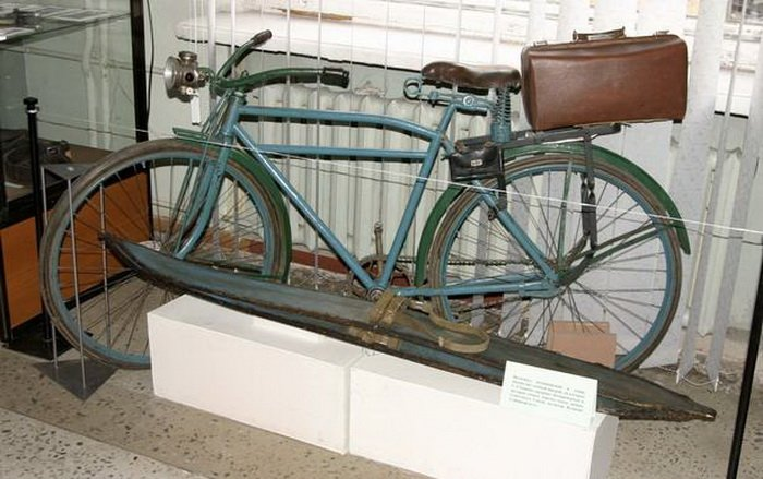 85 000 км вдоль границ СССР на велосипеде