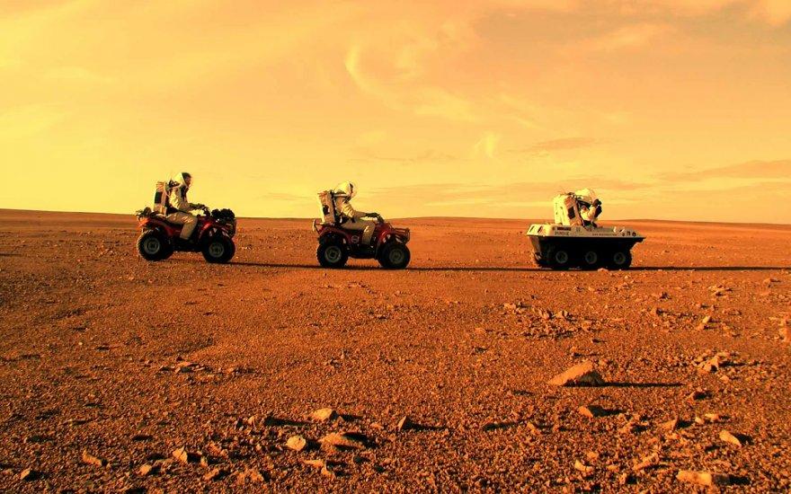 Люди на Марсе будут уже в 2023 году, но они не вернутся