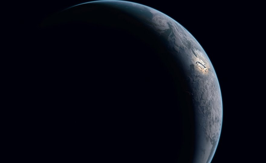 Как выглядит космос
