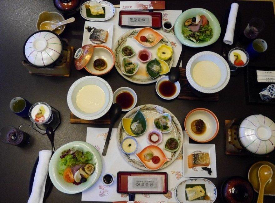 Японская гостиница, которой 1311 лет