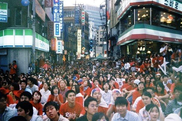 Любопытные факты про Южную Корею