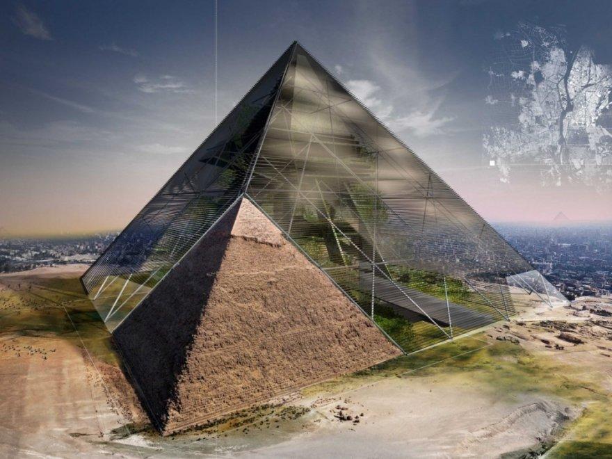 «Сказочные» проекты сооружений будущего