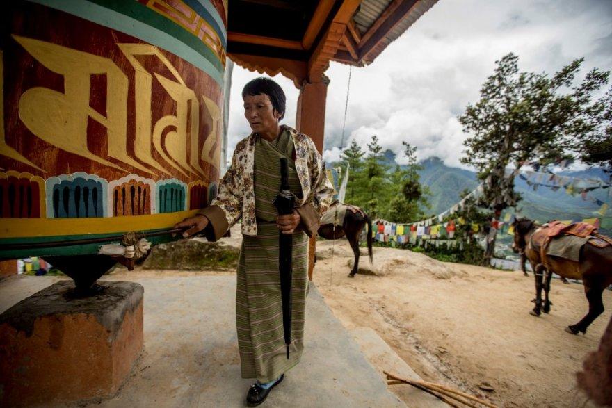 Cовременный Бутан