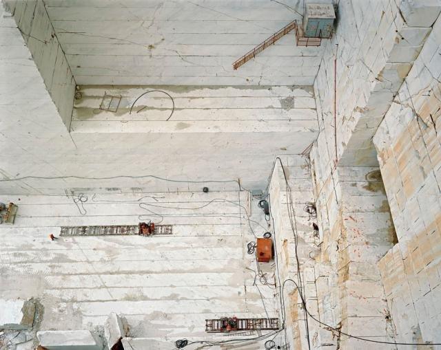 Месторождения и добыча мрамора
