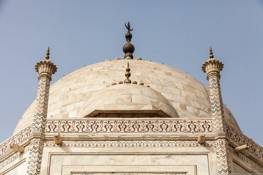 Невероятный Тадж-Махал