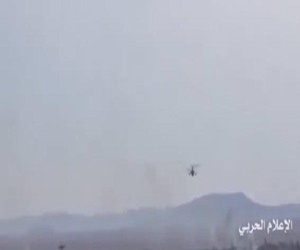 Боевое применение вертолета Ка-52
