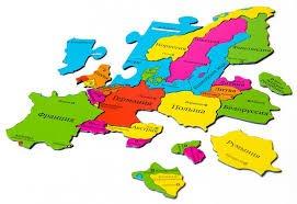 Значение названий европейских государств