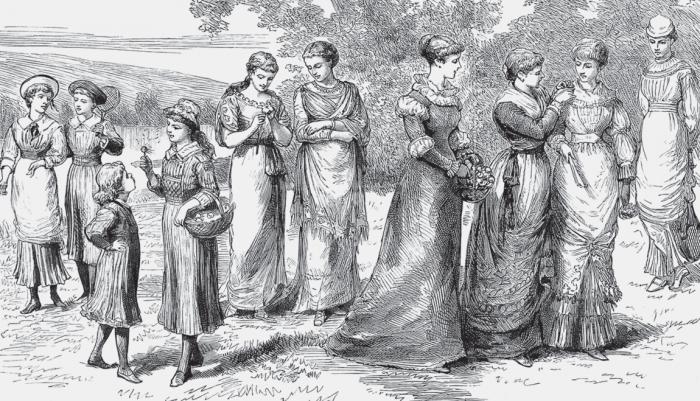 Любопытные факты о женском нижнем белье